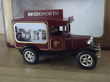 Stevelyn View Van, Bridgnorth Bridge, Bridgenorth - maroon