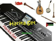 Turkish Premium Styles for Korg Pa800 Pa3x Pa2x Pro Pa900 Harika.SET