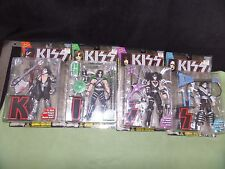 McFarlane KISS 1997 Figures- Complete Set - with Variant Stanley