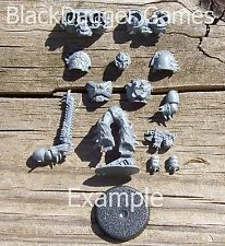 40K Chaos Space Marines  Raptor Single Figure Bits