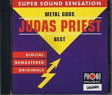Judas Priest Metal Gods  (Best of) Zounds CD RAR