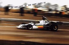 9x6 Photograph Wilson Fittipaldi,  Copersucar-Fittipaldi FD02  British GP 1975