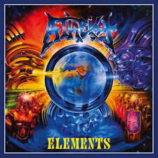 ATHEIST - Elements (Re-release) - Vinyl-LP - black Vinyl