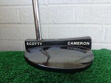 "Titleist Scotty Cameron Circa 62 No. 5 Mallet Milled Putter 35"" W/ Baby T Grip"