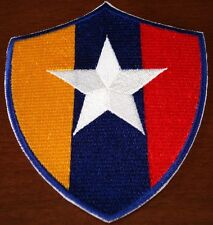 OBSOLETE MYANMAR POLICE ARM PATCH
