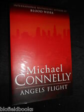 SIGNED; MICHAEL CONNELLY - Angel's Flight - 1999-1st - Detective Harry Bosch #6