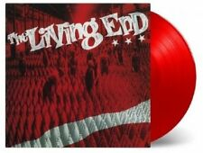 THE LIVING END same s/t  LP Rancid Tiger Army Devils Brigade Adeline RED / 750