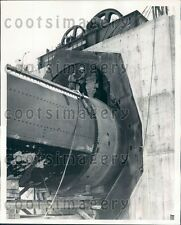 1937 Gate No. 2 All American Canal Imperial Valley Colorado River Press Photo