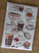 Flour Sack Towel Designed by Mary Lake Thompson - Assorted Coffee