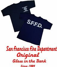 San Francisco Fire Department Glow-in-the-Dark T-Shirts