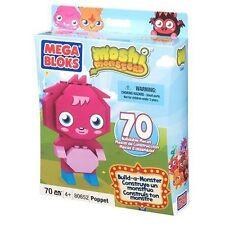Moshi Monsters Mega Bloks Build-a-Monster Poppet  - 80652