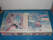 VINTAGE 1989 SINDY DREAM ROOM HOUSE MIB HUGE BOX VERY RARE