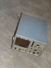 Oscilloscope oszilloskop grundig g10/13 z science electronic old tool vintage