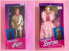 Barbie & Ken Dream Glow  1985 NRFB