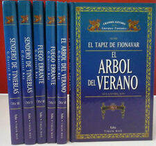 El tapíz de Fionavar, 3 obras en 6 tomos. (Completa). G. Gavriel Kay