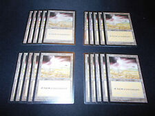 20x Basic Land*SAME ART*Plains*Mirage**Magic the Gathering MTG**FTG