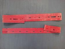 Tennant 606758 Squeegee Blade Set