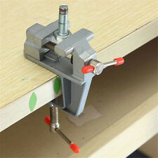 """Table Bench Vise 3"""" Work Bench Clamp Swivel Rotated Vice Hobby Craft Repair Tool"""