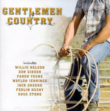 GENTLEMEN OF COUNTRY VARIOUS ARTISTS (NEW SEALED 2 CD)