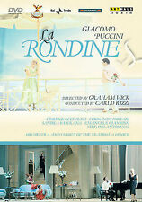 Puccini: La Rondine, Graham Vick, Carlo Rizzi (DVD, 2008) NEW/SEALED