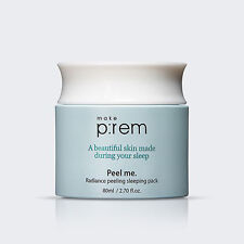 Make P:rem Radiance Peeling Sleeping Pack  80mL gel-type sleeping cream