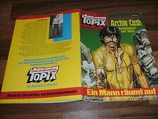Malik -- archie Cash-un hombre reconoce a!!!/topix 3 comic de joven 1976