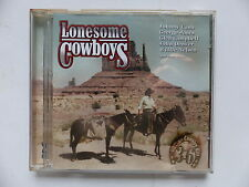 CD compil Lonesome cowboys country JOHNNY CASH GEORGE JONES WILLIE NELSON 228460