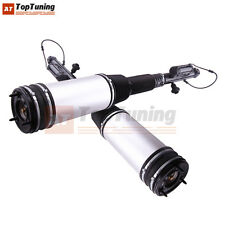 Rear Air Suspension Spring Struts For Mercedes S Class W220 S500 S600 S55 AMG tt
