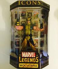 Toybiz  1/6 MARVEL LEGENDS ICON - WOLVERINE ( MASKED ) - Super Rare