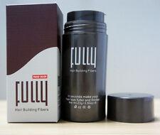 FULLY HAIR micro fibre di cheratina contro il diradamento capelli NERO 23 GR.