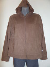 NEW YORK & COMPANY Women's Sweats & Hoodies Sz-M Brown 100%Polyester Very Good!