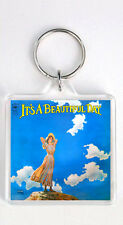 IT'S A BEAUTIFUL DAY 1969 LP COVER KEYRING LLAVERO