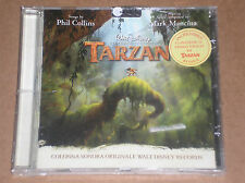 WALT DISNEY'S TARZAN: SOUNDTRACK (PHIL COLLINS) - CD SIGILLATO (SEALED)