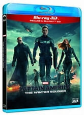 Captain America - The Winter Soldier (Blu-Ray 3D + Blu-Ray Disc)