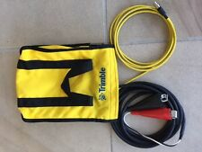TRIMBLE MS750 GPS AG AUTOPILOT - BATTERY POWER CABLE Part No 44087