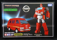 Takara Transformers Masterpiece MP-27 Ironhide IN STOCK in USA NOW!