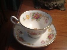 Royal Albert Bone China England EVESHAM Tea Cup & Saucer