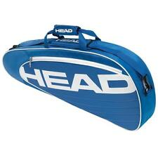 HEAD ELITE PRO TENNIS BAG,BLUE ,  ALSO IDEAL FOR TRAVEL OR PADEL TENNIS
