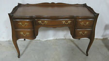 French Carved Desk Table
