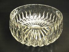Full Lead Crystal bowl, Made in Gorham Germany