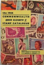 1968 Commonwealth Queen Elizabeth II Stamp Catalogue  Urch Harris & Co