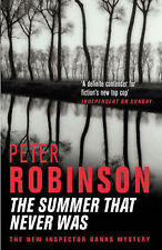 The Summer That Never Was by Peter Robinson (Hardback, 2003)