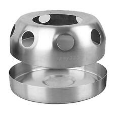 Stainless Steel Stove Ultra-light Portable Spirit Alcohol Stove Outdoor Camping