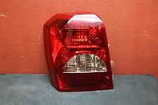 2007-2008 DODGE CALIBER LEFT TAIL LIGHT