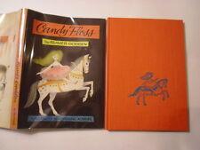 Candy Floss, Rumer Godden, Adrienne Adams, DJ, 1960, Early Printing