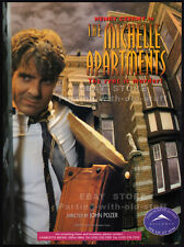 THE MICHELLE APARTMENTS__Orig. 1995 Trade AD promo__HENRY CZERNY__DAVID SPARROW