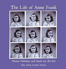 NEW The Life Of Anne Frank by Anne Frank House BOOK (Hardback) Free P&H