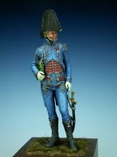 Atelier Maket French Officier D'Ordonnance 75mm Model Unpainted Metal Kit