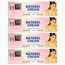 5 X NATUREL CREAM H20 JOURS RAPID ACTION BLEACHING CREAM 50G  (5 pack)