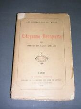 Premier empire Les femmes des tuileries la citoyenne Bonaparte Edition 1888